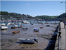 SX8751 : Dartmouth Harbour by Alan Swain