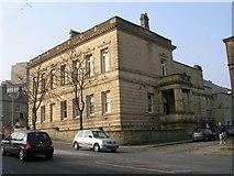 SE0924 : County Court - Prescott Street by Betty Longbottom