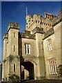 NR9794 : Minard Castle by Wendy Kirkwood