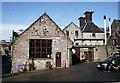 NJ8027 : Glen Garioch Distillery by Anne Burgess