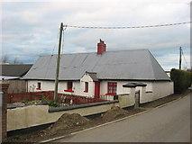 O1765 : Cottage at Knocknagin, Co. Dublin by Kieran Campbell