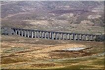 SD7579 : Ribblehead Viaduct by Steve Partridge