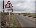 SE9633 : Near Low Hunsley by Paul Harrop