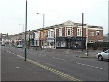 SZ0894 : Moordown: Grand Parade by Chris Downer