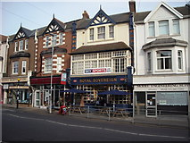 TQ7407 : Royal Sovereign Public House, Bexhill-on-Sea by Bill Johnson