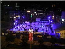 SE2934 : Skating at Millennium Square by Stanley Walker