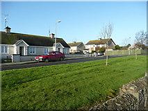 T1969 : Village housing; Coolgreany by Jonathan Billinger