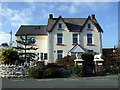 SM9338 : House at road junction by ceridwen