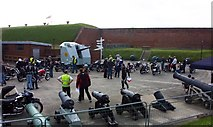 SU6007 : Guns and Bikes-Fort Nelson by Colin Babb