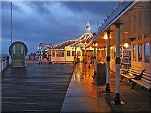 TQ3103 : Brighton Pier, East Sussex by Christine Matthews