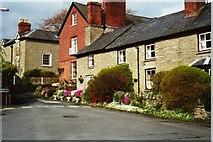SO2956 : Pretty corner of Kington by Graham Horn