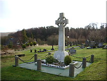 SD6715 : St Peters Parish Church, Belmont, War Memorial by Alexander P Kapp
