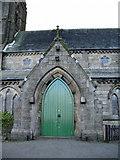 SD6715 : St Peters Parish Church, Belmont, Porch by Alexander P Kapp