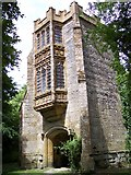 ST6601 : Abbots Porch - Cerne Abbey by Raymond Knapman