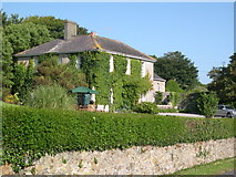 X4299 : Glebe House, Bunmahon by Hector Davie