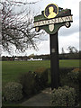 TF9208 : Bradenham - village green by Evelyn Simak