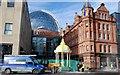 J3474 : Belfast's new dome (8) by Albert Bridge