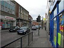TQ7369 : High Street, Strood (2) by Danny P Robinson