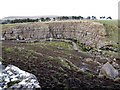 NY6406 : Disused Limestone Quarry by Mike and Kirsty Grundy