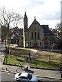 NZ2467 : Trinity Church, High Street, Gosforth by wfmillar