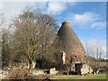 NY9965 : Bottle kiln no.2 by Mike Quinn