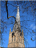 SK3871 : Crooked Spire Chesterfield by michael ely