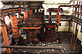NZ3946 : Gas compressors, Hawthorn Coking Works by Chris Allen