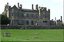 NO2407 : House of Falkland by Simon Johnston