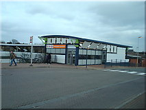 TQ2182 : Willesden Junction Station by Stacey Harris