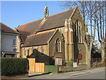 TQ4667 : St Andrew's Church, Orpington by Ian Capper