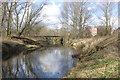SP4977 : River Avon, Newbold on Avon by Stephen McKay