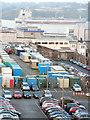 SX4555 : Devonport Docks by paul dickson