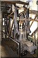 TM0456 : Grasshopper beam engine, Webbs Tannery by Chris Allen