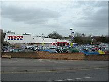 TQ7369 : Tesco, Strood by Danny P Robinson