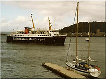 NM8529 : Oban Bay by Neil King