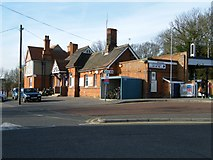 TM0321 : Wivenhoe Railway Station by Peter Rose