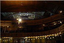 SD4364 : In the main theatre space, Winter Gardens, Morecambe by hayley green