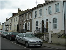 TQ7668 : Paget Street, Gillingham by Danny P Robinson