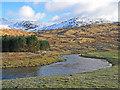 NN4941 : River Lyon by Dr Richard Murray