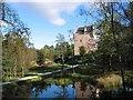 NM6947 : Kinlochaline castle by David Hogg