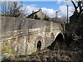 NY9538 : Bridge over Rookhope Burn (2) by Mike Quinn