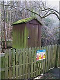 NY9539 : Eastgate Gauging Station by Mike Quinn