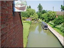 SP4646 : Oxford Canal, Cropredy by Michael Trolove