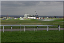 TQ2258 : Epsom Racecourse by Stephen McKay