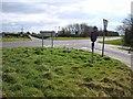 SX1387 : Crossroads on the A39 by Derek Harper