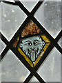 TG2129 : St Botolph's church - stained glass by Evelyn Simak