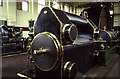 SD9311 : Large mill engine, Ellenroad Ring Mill, Newhey by Chris Allen