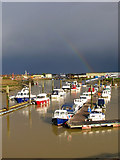 TQ0102 : Littlehampton Marina by Simon Carey