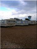 TQ0202 : Stalag Luft Littlehampton by Simon Carey