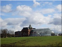 NS6064 : People's Palace, Glasgow Green by Stephen Sweeney
